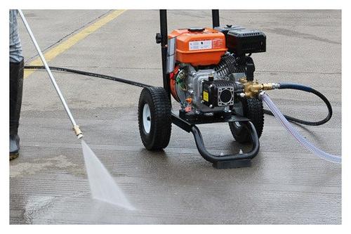 hidrolimpiadora karcher a gasolina